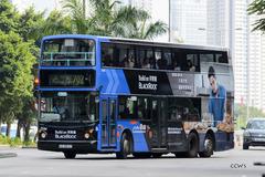 HZ9257 @ 702 由 4699 於 海麗邨巴士總站左轉深旺道門(海麗總站出站門)拍攝