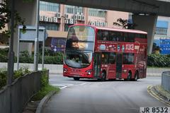 SR8808 @ 67M 由 justusng 於 葵涌道北行面向生記工業大廈門(生記工業大廈門)拍攝
