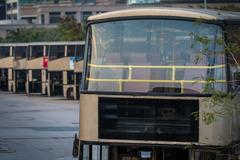 JR3092 @ OTHER 由 將軍澳工業邨吸塵渡輪 拍攝