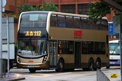 TW5158 @ 112 由  Leon_JX9097 於 康莊道與梳士巴利道交界門(紅隧門)拍攝