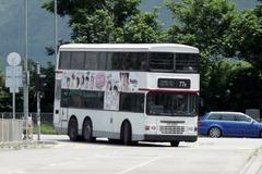 GT2745 @ 77K 由 HM4053 於 東匯路右轉錦上路巴士總站梯(入錦上路巴士總站梯)拍攝