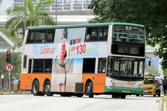 JW8694 @ 701 由 4699 於 海麗邨巴士總站右轉深旺道梯(出海麗邨巴士總站梯)拍攝