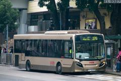 PY3422 @ 276 由 PZ9662 於 新運路上水鐵路站巴士站梯(上水鐵路站梯)拍攝