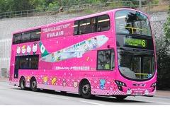 [長榮航空]EVA AIR Hello Kitty Jet