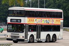 JD3484 @ 64K 由 Gemilang.MAN 於 錦上路巴士總站入坑門(錦上路巴士總站入坑門)拍攝