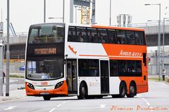 TJ9504 @ A41 由 JY6516 於 港珠澳口岸巴士總站出站門(港珠澳巴士總站出站門)拍攝