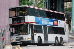 GF557 @ 32 由 LF6005 於 石籬巴士總站左轉大隴街門(出石籬巴士總站門)拍攝