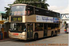KR4210 @ 603 由 KE8466 於 中環渡輪碼頭巴士總站入站門(中環碼頭入站門)拍攝