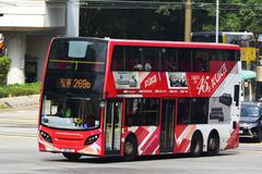 SH351 @ 269D 由 Colinsiu_SB6177 於 天福路右轉天耀路門(天水圍鐵路站門)拍攝