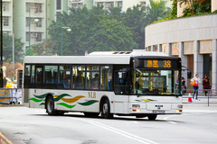 KW7894 @ 38 由 始至終都係要 於 東涌巴士總站右轉美東街梯(東涌總站出站梯)拍攝
