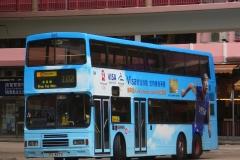 FX4273 @ 102 由 Va 於 南安街左轉筲箕灣巴士總站門(筲箕灣巴總門)拍攝