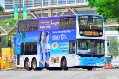 NG4744 @ 914 由 電 子 油 針 於 海麗邨巴士總站右轉深旺道梯(出海麗邨巴士總站梯)拍攝