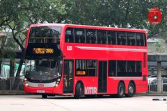 VE3893 @ 269C 由 控車辦 於 觀塘碼頭巴士總站出坑門(觀塘碼頭出坑門)拍攝