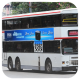 HM4457 @ 106 由 小峰峰 於 告士打道維多利亞公園巴士站入站梯(告士打道維園入站梯)拍攝