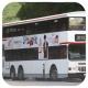 HJ6843 @ 85M 由 GK2508~FY6264 於 錦英路左轉錦英苑巴士總站梯(入錦英梯)拍攝