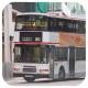 GW6829 @ 263 由 GK9636 於 河傍街右轉屯門西鐵站巴士總站門(屯門西鐵站門)拍攝