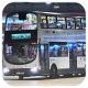 LL3858 @ N271 由 . 正確 於 沙田市中心巴士總站東行 U-turn 門(沙中東行 U-turn 門)拍攝