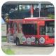 NU5921 @ 46 由 HD7839 於 佐敦道迴旋處面向西九龍公路梯(百周年變電站梯)拍攝