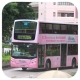 LJ4783 @ 219X 由 GR6291 於 麗港城巴士總站左轉出茶果嶺道門(出麗港城總站門)拍攝
