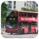 PX9499 @ 286X 由 HD7839 於 大圍鐵路站巴士總站入站門(大火入站門)拍攝