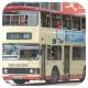 FB8568 @ 44 由 JX7466 於 旺角東鐵路站平台面向新世界廣場門(旺火出站門)拍攝