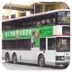 FD9754 @ 76K 由 GK9636 於 彩園路南行面向上水鐵路站巴士站梯(彩園梯)拍攝