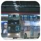 JG5446 @ N73 由 廢靑 於 沙田市中心巴士總站東行 U-turn 門(沙中東行 U-turn 門)拍攝