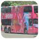TZ8996 @ 595 由 GM6754 於 香港仔海傍道面向網球中心梯(落鴨橋梯)拍攝