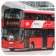 XL3854 @ P968 由 JY6516 於 西區海底隧道收費廣場九龍方向巴士站出站(西隧門)拍攝