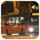 HY9246 @ N691 由 ME 9186 於 高士威道面對維多利亞公園背向皇仁書院梯(維園梯)拍攝