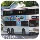 GT5156 @ 91M 由 HU4540  於 龍蟠街左轉入鑽石山鐵路站巴士總站梯(入鑽地巴士總站梯)拍攝