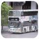 JE834 @ 869 由 1220KP3470 於 沙田馬場巴士總站入坑尾門(馬場入坑門)拍攝
