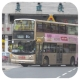 HX7241 @ 86A 由 AD351 HC2145 & AD324 HC89 於 怡成坊右轉沙田圍巴士總站門(入沙田圍巴士總站門)拍攝