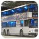 FM4502 @ 282 由 小峰峰 於 沙田市中心巴士總站東行坑梯(沙中東行坑梯)拍攝