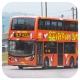 UD3393 @ A33X 由 985廢青 於 暢旺路巴士專線左轉暢連路門(暢旺路出暢連路門)拍攝