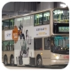KP3851 @ 80K 由 白賴仁 於 大圍鐵路站巴士總站巴士分站梯(大圍鐵路站泊坑梯)拍攝
