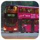MJ7276 @ 93A 由 NE 714 於 寶林巴士總站面向落客站門(寶林落客站門)拍攝