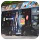 PH6346 @ 13D 由 . 鉛筆 於 秀明道與曉光街交界下行燈口前梯(秀茂坪壁畫梯)拍攝