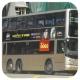 KR1119 @ 45 由 FY 8389 於 長沙灣道面向長沙灣鐵路站A3出口梯(長沙灣鐵路站A3出口梯)拍攝