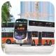 TL7393 @ 702 由 704.8423 於 海麗邨巴士總站左轉深旺道門(海麗總站出站門)拍攝