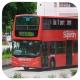 LJ5057 @ 219X 由 HU4540  於 麗港城巴士總站左轉出茶果嶺道門(出麗港城總站門)拍攝