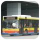 HT8707 @ S1 由 FZ6723 於 東涌鐵路站巴士總站 U turn 門(東涌 U turn 門)拍攝