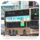 KX6567 @ 46 由 HE423.. 於 欽州街左轉長沙灣道梯(長沙灣政府合署梯)拍攝