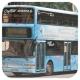 HV7107 @ A12 由 S3N92 於 小西灣道右轉藍灣半島巴士總站門(入藍灣半島巴士總站門)拍攝
