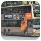 MV8599 @ 279X 由 MV8599 於 新運路上水鐵路站巴士站梯(上水鐵路站梯)拍攝