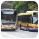 NW2184 @ 281M 由 bobbyliu 於 沙田頭路左轉新田圍巴士總站梯(新田圍梯)拍攝