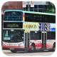 JB9058 @ 702 由 GU1559 於 達之路右轉又一城巴士總站門(入又一城巴士總站門)拍攝