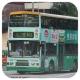 GV6348 @ 702 由 TL1501 於 達之路右轉又一城巴士總站門(入又一城巴士總站門)拍攝