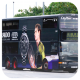 HU261 @ E11 由 ` I FLY ⑤⑤①② . ✈✈ 於 航天城路左轉機場博覽館巴士總站通道梯(機場博覽館巴士總站通道梯)拍攝