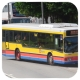 HT8707 @ S56 由 HU4540  於 暢連路左轉暢航路巴士專線梯(暢航路巴士專線梯)拍攝